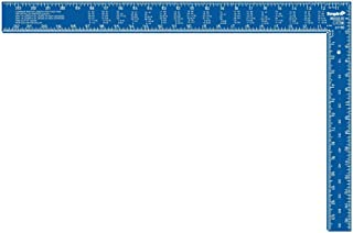 Empire Level e1190 16-Inch by 24-Inch Professional Framing Square, Blue or Black Anodized Aluminum