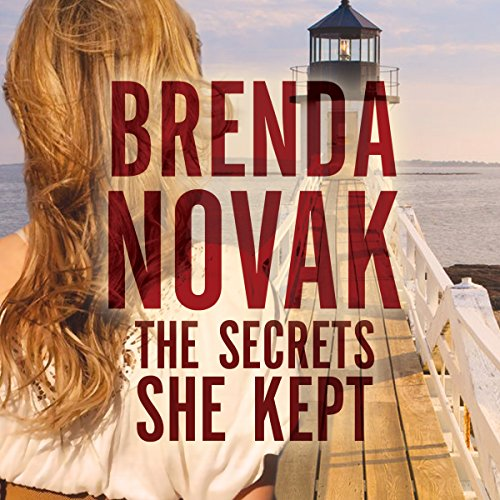 The Secrets She Kept audiobook cover art