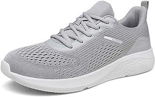 [Guayut] スポーツシューズ ランニングシューズ スニーカー ジム 運動 靴 ウォーキングシューズ アウトドアトレーニングシューズ カジュアル メンズ レディース クッション性 軽量 通気 靴擦れ無し 幅広甲対応