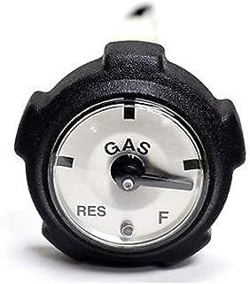 Polaris New Snowmobile Gas Fuel Cap w/Gauge Indy 550 600 800 Pro RMK IQ Shift