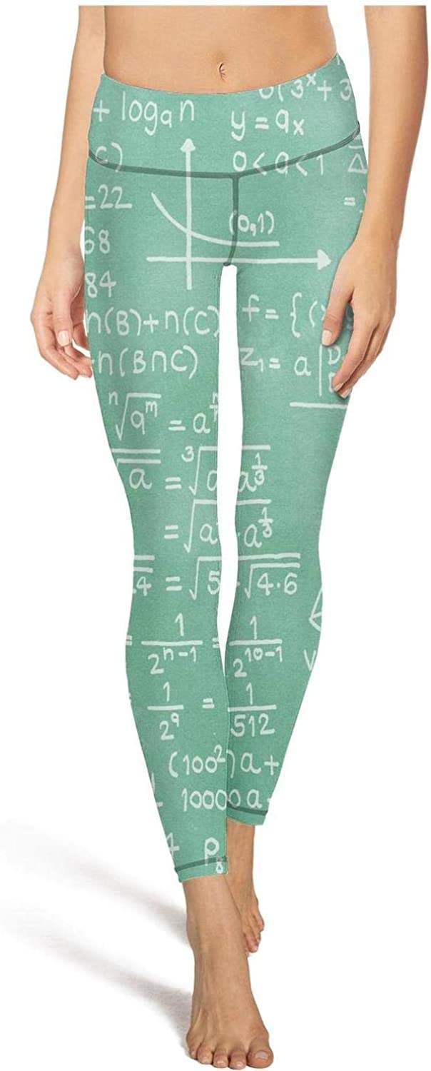 Special 25% OFF Campaign Unicorns Farting Women's Leisure High Workout Lightw Waist Pants