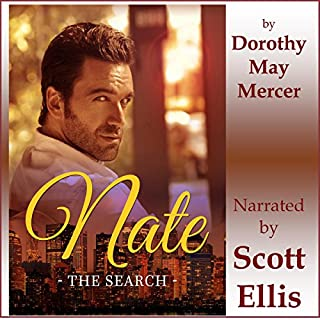 Nate: The Search audiobook cover art
