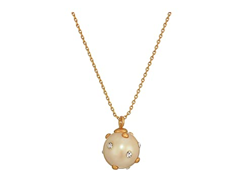 Kate Spade New York Pearls Pearls Pearls Pearl Mini Pendant Necklace