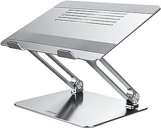 Nillkin Laptop Stand Computer Stand - Adjustable Laptop Stand for Desk, Ergonomic Aluminum Portable Laptop Riser Holder fo...