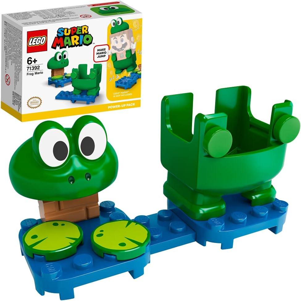 レゴ(LEGO) スーパーマリオ カエルマリオ パワーアップ パック 71392