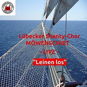 Leinen los - Live