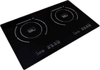 true induction TI-2B Double Burner Cooktop- Counter Inset Model