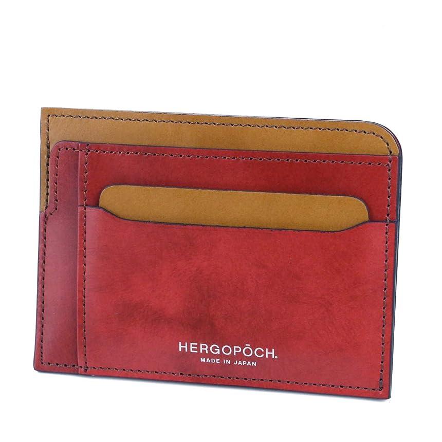 鏡バックアップ直接[エルゴポック] HERGOPOCH 06 Series スマートウォレットM 財布 06W-STM