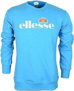 ellesse Pizzoli Crew Neck Blue Sweatshirt XXL