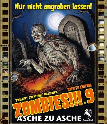 Pegasus Spiele 54180G - Zombies 9Asche zu Asche, 2.Edition