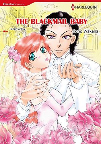 The Blackmail Baby: Harlequin comics (English Edition)