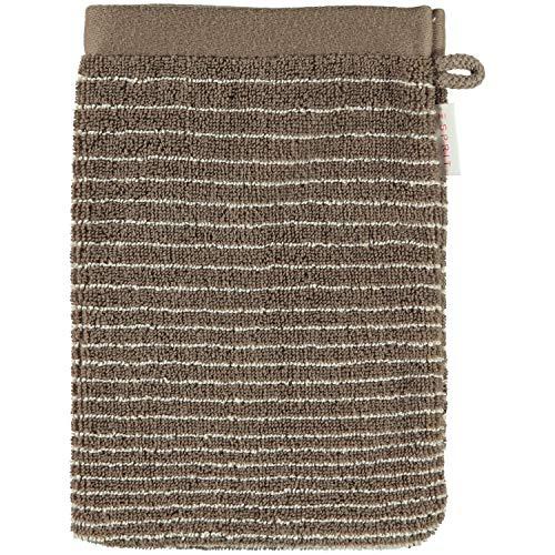 ESPRIT Handtücher Grade Brown Waschhandschuh 16x21 cm