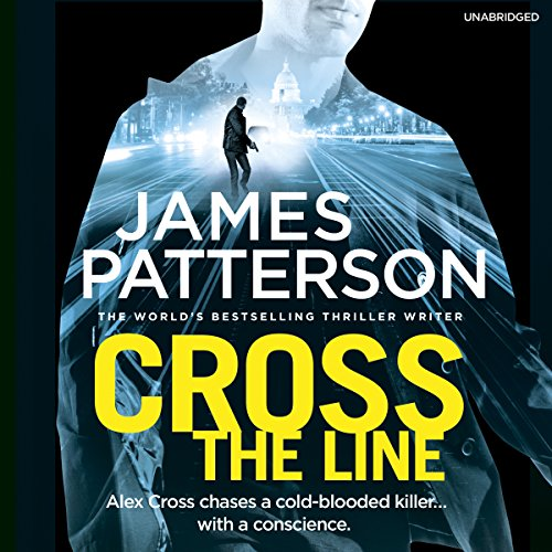 Cross the Line audiobook cover art