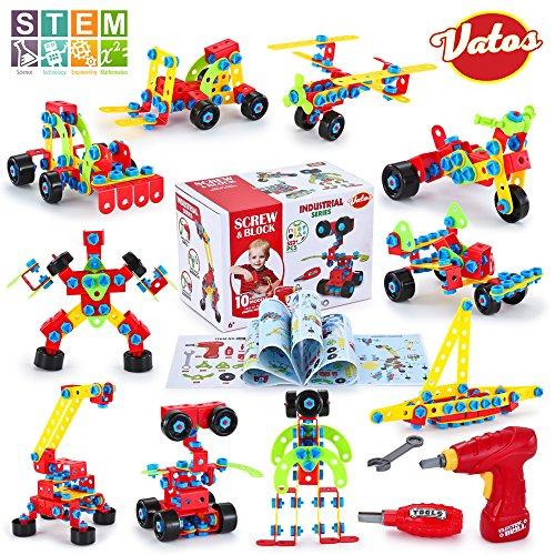 VATOS Building Toys, STEM Toys...