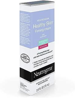 Neutrogena Healthy Skin Firming Cream SPF 15 - 2.5 oz, Pack of 2