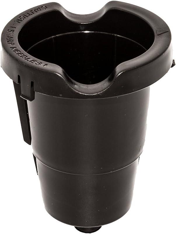 Blendin Replacement K Cup Holder Part With Exit Needle Compatible With Keurig K10 K15 K40 K45 K50 K60 K65 K70 K75 K77 K79