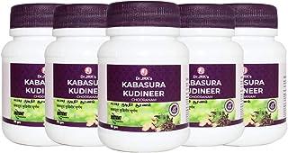 Dr.JRK's Kabasura Kudineer Chooranam (50 gm) Pack of 5