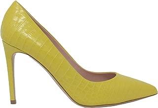 NINALILOU Luxury Fashion Womens 301515LVYELLOW Yellow Pumps | Spring Summer 20