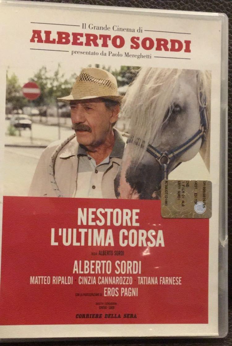 Nestore l'ultima corsa: Amazon.it: Film e TV