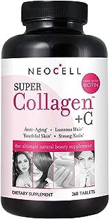 Super Collagen Super Collagen + C Supplement (360Count), 360Count