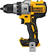 DEWALT 20V MAX XR Brushless Drill/Driver with 3 Speeds  – Bare Tool (DCD991B)