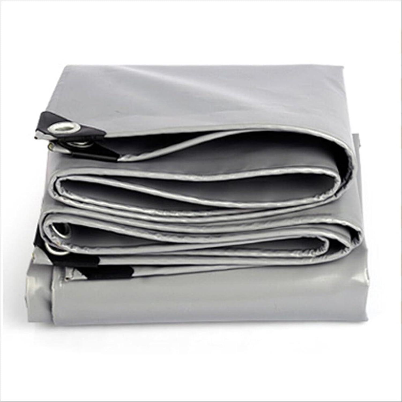 Ongebruikt INCH) (59 M Farbe (graue Tuch Ecke Und Kanten Plane, Sonnenschutz QG-26