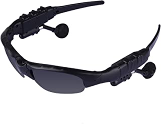 Bluetooth Sunglasses,Call Headset with Explosion-Proof Polarized Lens, Bluetooth 4.1 Version, Smart Voice Call for Outdoor...