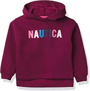 NAUTICA Girls' Long Sleeve Hoody