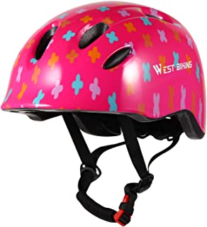 IMIKEYA Kids Skateboard Cycling Helmet Adjustable Multi- Sports Safety Helmet for Skateboarding Skating Scooter Rollerblad...