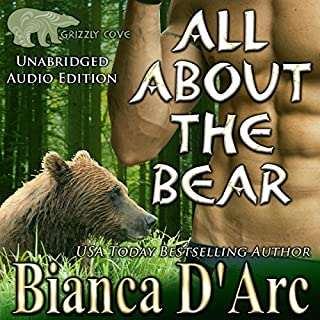 All About the Bear audiobook cover art