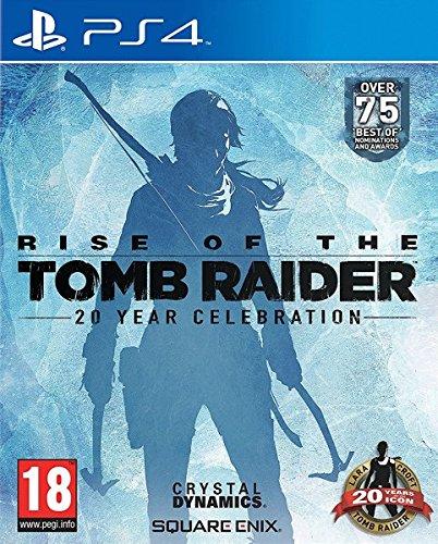 Rise Of The Tomb Rider: 20 Aniversario