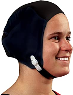 wrestling headgear with skull cap