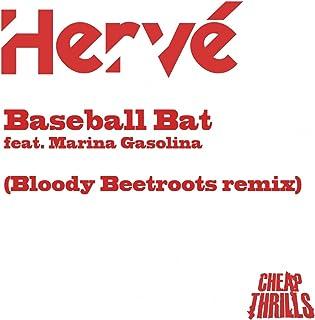 Baseball Bat (feat. Marina Gasolina) [Bloody Beetroots Remix]