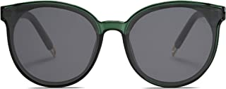 Fashion Round Sunglasses for Women Men Oversized Vintage...