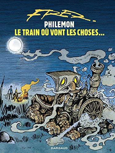 Philémon - tome 16 - Le train où vont les choses