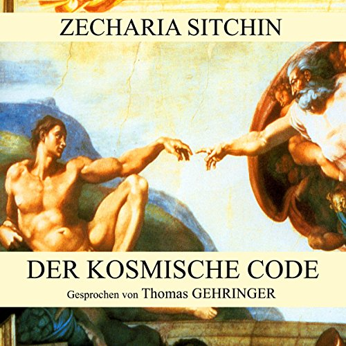 Der kosmische Code audiobook cover art