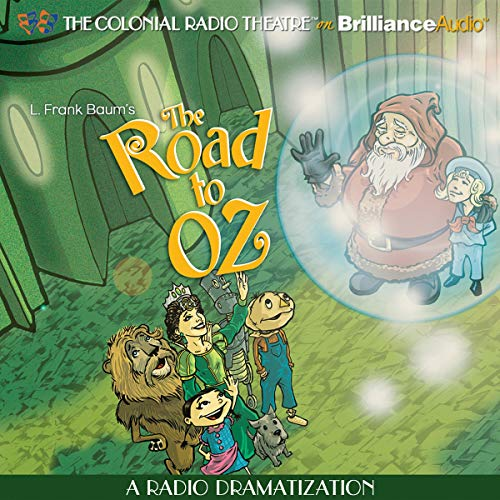 The Road to Oz (Oz Series #5)  By  cover art