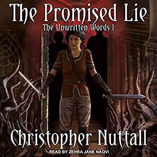 The Promised Lie     The Unwritten Words Series, Book I              By:                                                                                                                                 Christopher Nuttall                               Narrated by:                                                                                                                                 Zehra Jane Naqvi                      Length: 13 hrs and 39 mins     2 ratings     Overall 4.5
