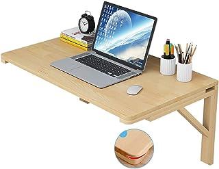 Générique Petite Table Murale Pliante pour Garage, Table à Manger, Table Basse, Bureau d'ordinateur, étude, Garage, Bureau...