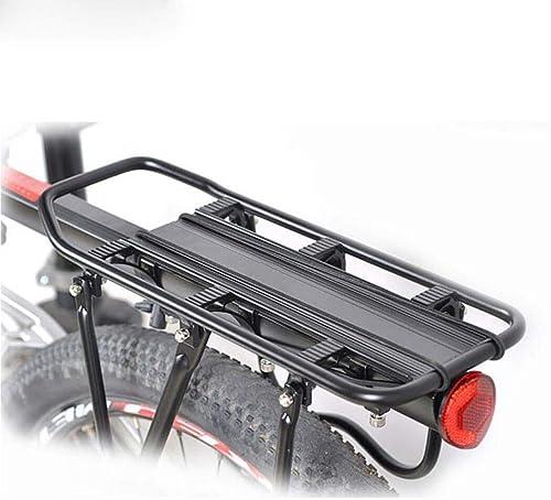 Hay más marcas de productos de alta calidad. Hycy Hycy Hycy Aleación De Aluminio Universal 90 Kg De Capacidad De Carga Máxima Bicicleta De La Bici Asiento De Equipaje Trasero Rack Mountain Bike Accesorios para Bicicletas  Ahorre 35% - 70% de descuento
