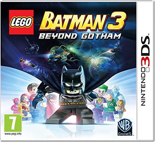 LEGO Batman 3: Beyond Gotham (Nintendo 3DS) - [Edizione: Regno Unito]
