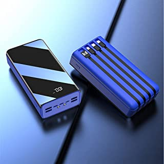 Mobile cell phone portable power bank 50000mah power bank charger phone battery power bank high capacity power bank usb po...