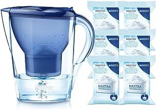 BRITA碧然德 海洋系列 Marella3.5L滤水壶 【1壶6芯 蓝色】【包含滤水壶?#28304;?#30340;一个滤芯】