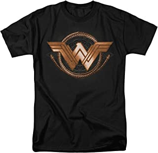 Wonder Woman Lasso of Truth Logo T Shirt & Stickers