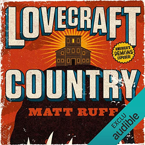 Couverture de Lovecraft Country