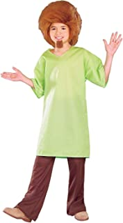 Scooby Doo Shaggy Child Costume Size: Small (4-6)