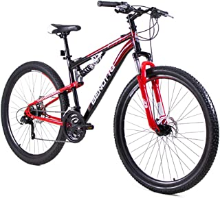 Benotto Bicicleta Montaña BLACKCOMB R29 21V Doble Suspensión