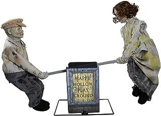 MM Halloween See Saw Dolls