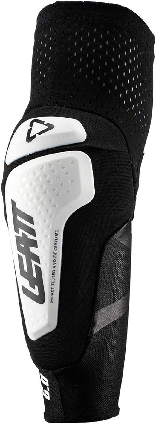 Leatt Brace 3DF 6.0 Elbow Guards-Fuel//Black-M