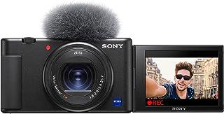ソニー Vlog用カメラ VLOGCAM ZV-1